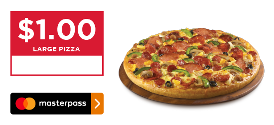 Master pizza coupons